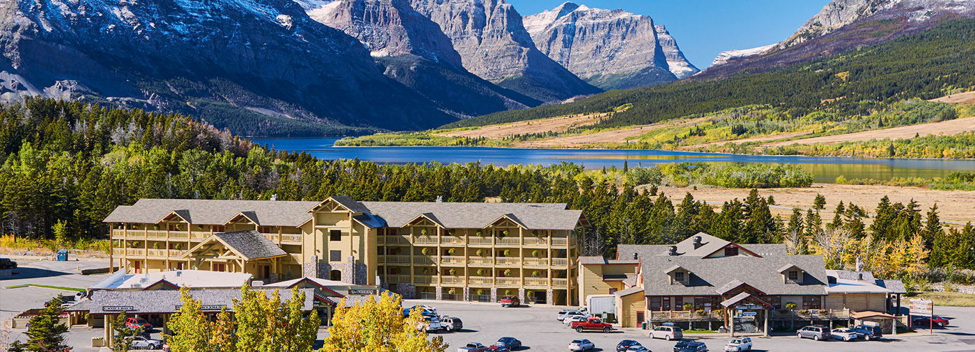 Work and travel usa oferty pracy glacier national park for St mary lodge and cabins